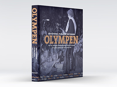 Boken om Olympen. Foto.
